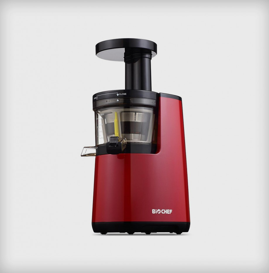 Cucina Red Slow Juicer Review : BioChef Atlas Slow Juicer